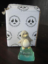 YOU'RE TOPS Penguin Quarry Critters # 46613 NEW iN bOX FAST~SHIP