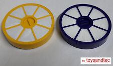 HEPA Allergie Filterset für Dyson DC05 DC08 DC14 Vormotor + Nachmotor Neu