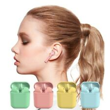 BRAND NEW Colorful Wireless Waterproof Bluetooth Earbuds