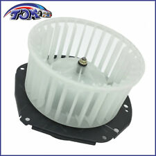 Heater Blower Motor For 94-2003 Chevy S10 GMC Sonoma w// wheel