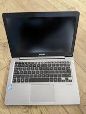 """ASUS Zenbook UX310U i5 6200U 2.4GHz 8GB 128GB SSD +500GB 3200x1800 13.3"""" QHD+"""