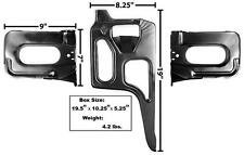 1981-88 Monte Carlo Radiator Support Braces 3-Pieces New Dii