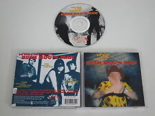 DM BOB & THE DEFICITS/BUSH HOG´N MAN(CRYPT RECORDS CR-081) CD ALBUM
