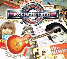 CD Album: la fabuleuse histoire du rock: rock British sixties. dial. D1