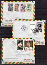 Kamerun 3 Briefe nach Deutschland