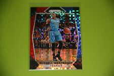 Russell Westbrook Base Insert Parallel Numbered | You Pick