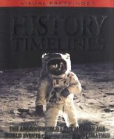 History Timelines (Visual Factfinder), Very Good Books