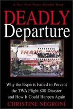 Deadly Departure...TWA Flight 800 Disaster (Boeing 747 Safety)
