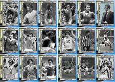 Manchester City 1976 Football League Cup final winners trading cards