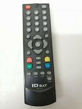 Telecomando ORIGINALE per ID-SAT IRC-T01 SAT/DTT