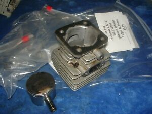"Craftsman 2.8 18"" piston and cylinder    chainsaw part only bin 548"