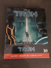 Tron Legacy Steelbook mit  3D Steelbook [Blu-ray] NEU verschweisst! Disney