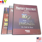 Property Investment System Collection Audio Manual Wealth Magnet by Dolf De Roos