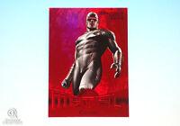 2013 Marvel Fleer Cyclops Red PMG Precious Metal Gems Parallel Card X-Men 29/100