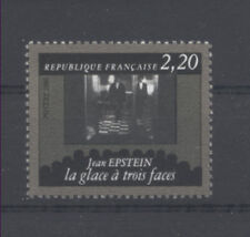 FRANCE TIMBRE 2438 - JEAN EPSTEIN LA GLACE A TROIS FACES - NEUF LUXE **