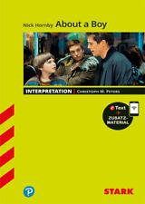 Christoph M. Peters - Interpretationen Englisch - Hornby: About a Boy