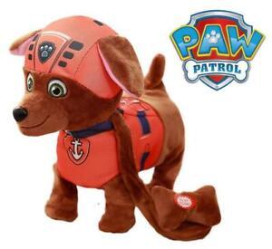 Paw Patrol Zuma Walking Singing Barking Electronic Plush Soft Toy Figure 25