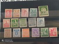 LOT STAMPS COLLECTION GERMAY OCCUPATION ZONE RUSSIA + FRANCE MNH** (MONDO ROS Q2