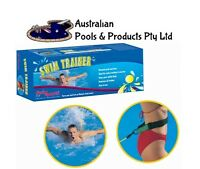 POOL Swim Trainer Swimsportz Swim Belt Personal Pool Excersicer Swimming Fitness