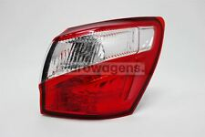 Nissan Qashqai 10-14 LED Rear Tail Light Lamp Right Driver Off Side O/S