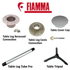FIAMMA Genuine Island Table Leg 5 Pcs Set Caravan, Camper & Motorhome FREE P&P