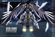 RGC Huge Poster - Mobile Suit Gundam Wing Anime Poster Glossy Finish - GUNW16