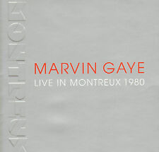 MARVIN GAYE ‎– Live In Montreux 1980 (2-CD 2003)