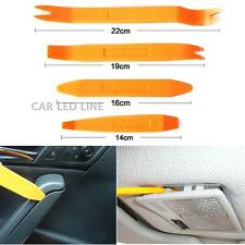 4 Car Plastic Panel Clip Lights Radio Audio Removal Pry Open Tool Kits for BMW