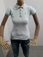 Polo REFRIGUE Donna T-Shirt Woman Maglia Femme Taglia Size S Cotone 8495