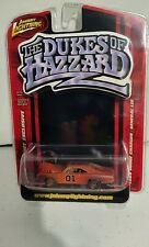 Johnny Lightning Dukes Of Hazzard General Lee Muddy Tires Sealed 2007