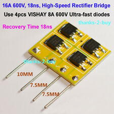 16A 600V 18ns Ultra High-speed Fast Recovery Rectifier Bridge Amp Rectification