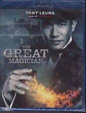 New The Great Magician Blu-ray Disc 2013 Tony Leung Chiu-Wai Ching Wan Lau Zhou