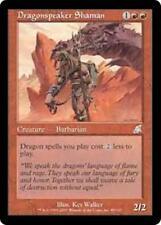 DRAGONSPEAKER SHAMAN Scourge MTG Red Creature — Human Shaman Dragon Unc