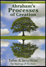 Abraham-Hicks Esther DVD Processes of Creation - NEW