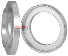 Silver 30mm to 37mm 30mm-37mm Step Up Filter Ring Adapter