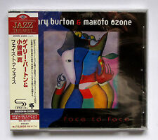 Gary Burton / Makoto Ozone , Face To Face ( SHM-CD_Japan / UCCU-6195 )