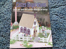 EASTER INSPIRATIONS IN PLASTIC CANVAS