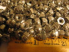 6/32 Acorn Stainless Steel Nut 18-8   100  for $12.99