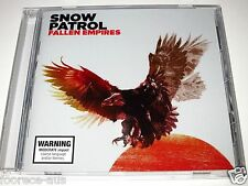 cd-album, Snow Patrol - Fallen Empires, 14 Tracks, Australia