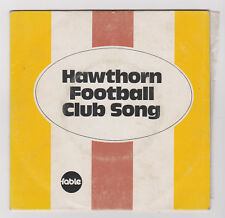 1972 RARE Hawthorn Football Club Vinyl record the Fable singers Hawks