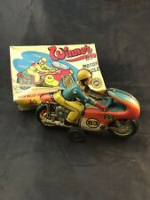 Winner 83 Motor Cycle / in original box
