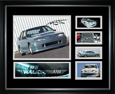New Walkinshaw VL Commodore Signed Framed Memorabilia