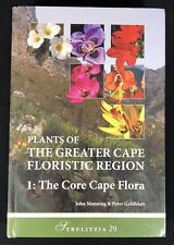 Plants of the Greater Cape Floristic Region South Africa Manning Goldblatt 1