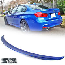 LA STOCK Painted #B45 BMW F80 F30 4DR Performance Rear Boot Truink Spoiler 17 18