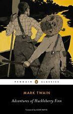 The Adventures of Huckleberry Finn (Penguin Classics)-Mark Twain