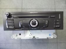 AUDI A4 RADIO/CD/DVD/SAT/TV CONCERT HEAD UNIT, B8 8K, 04/05-06/12 05 06 07 08 09