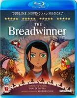 The Breadwinner (English + Irish language version) [Blu-ray] [2018] [DVD]