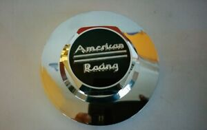 (ONE) AMERICAN RACING CHROME CENTER CAP CAP 89-9033
