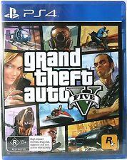 Grand Theft Auto V GTA 5 PS4  Sony PlayStation 4