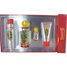 Ed Hardy Villain Eau de Parfum Spray 4.2 oz & Body Spray 6 oz & Shimmering Body